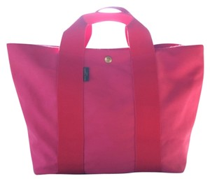 Herve Chapelier Tote in Hot Pink