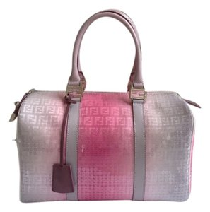 Fendi Satchel in Ombr pink