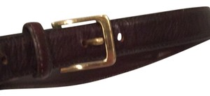 Other Brown Leather Belt 32