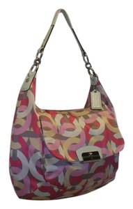 Coach Multi-color Multi Color Hobo Bag