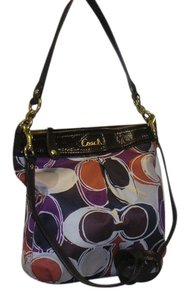 Coach Cross Body Shoulder Hobo Bag