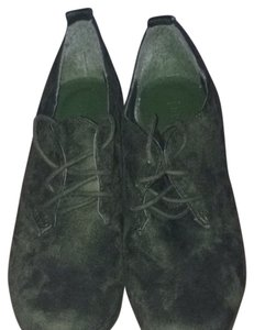 Forever 21 Forest Green Wedges