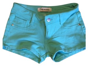 Mini/Short Shorts Teal