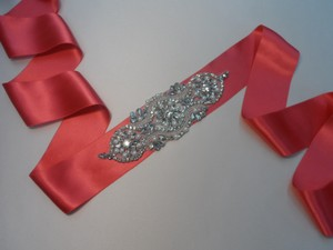 Silk Satin Bridal Sash