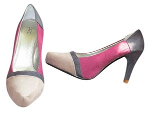 Cato Multi-colored Pumps