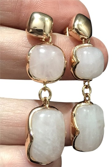 Preload https://img-static.tradesy.com/item/8650183/milor-pink-and-rose-gold-quartz-earrings-0-1-540-540.jpg