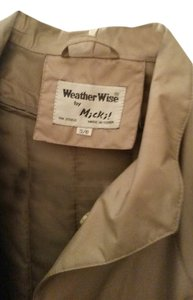 Weather wise by Micki Raincoat