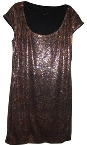 Jump Girl Sparkly Leopard Dress