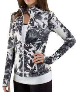 Lululemon Like New Lululemon Floral Brisk Bloom Forme Jacket Size 2