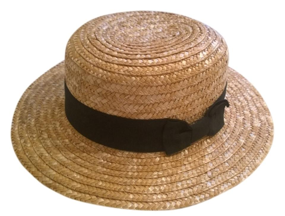 3788d1485 Straw Boater Hat