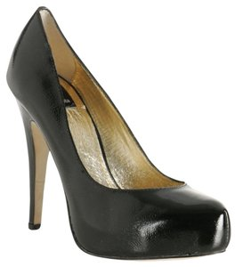 Dolce Vita Madison Patent Leather Black Pumps