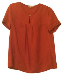 Banana Republic Top Burnt orange