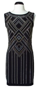 White House | Black Market Studded Embellished Dress