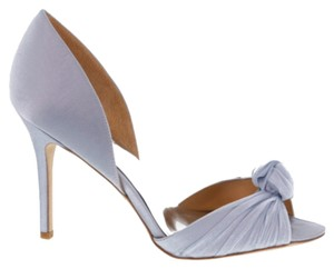 Badgley Mischka Light Blue Pumps
