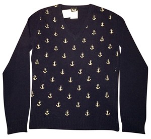 Dolce&Gabbana V-neck Wool Winter Sweater