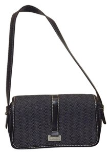 Kenneth Cole Reaction Satchel in Black / Dk Gray