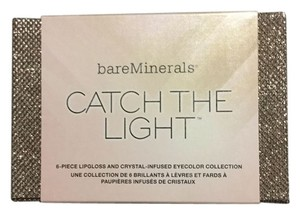 bareMinerals Catch The Light 6-piece Lip & Infused Eyecolor Collection