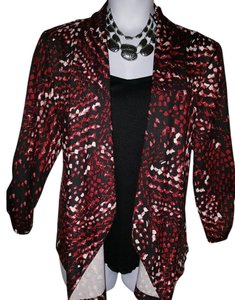 Cato RED/BLACK Blazer