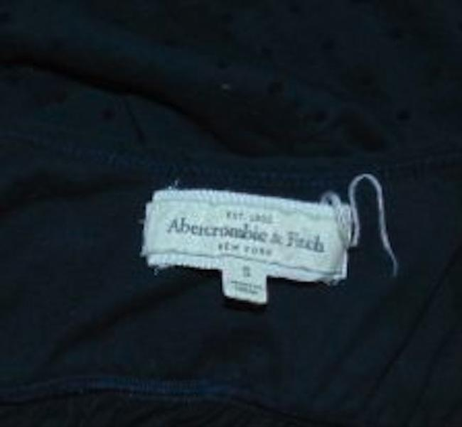 Abercrombie & Fitch Small Top NAVY BLUE