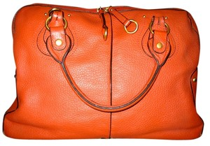 Franklin Covey Tote in Orange