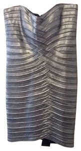BCBG Max Azria Strapless Bodycon Dress