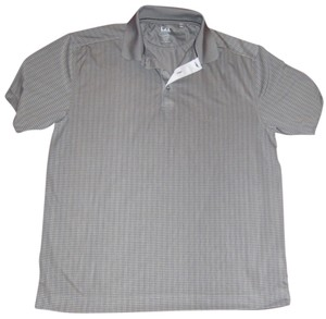 Cutter & Buck Men's Polo Golf T Shirt gray