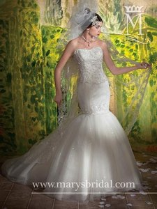 Mary's Bridal 6145 Wedding Dress