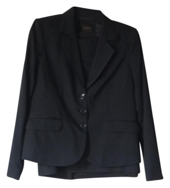 The Limited The Limited Navy Pin Stripe Skirt Suit