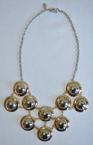 Express Gold and Silver Tone Necklace