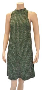 Missoni short dress GREEN/MULTI on Tradesy