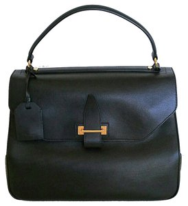Tom Ford Top Handle Satchel in Black