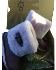 UGG Australia Pink on Pink Boots