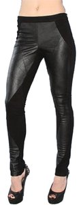 Ladakh Blac Leggings