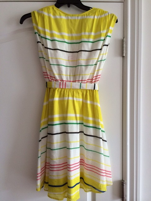 Presley Skye short dress Yellow Spring Summer Baby Shower Bridal Shower on Tradesy Image 3