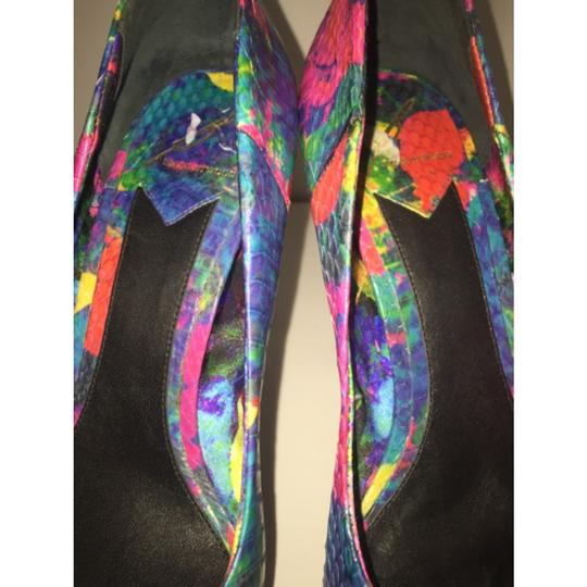Brian Atwood Multi color Platforms Image 1