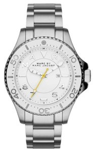 Marc Jacobs Marc by Marc Women's Silver Analog Watch MBM3407