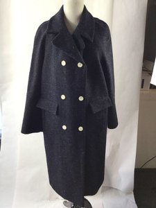 Trademark Tory Burch Wool Fall Pea Coat