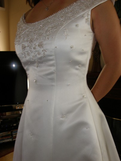 Jasmine Bridal 333 Wedding Dress