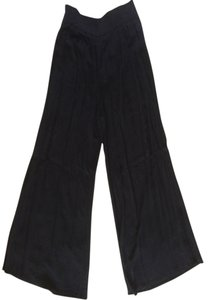 Ecote Wide Leg Pants black