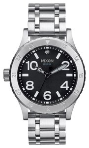Nixon Nixon Men Silver Analog Watch A410 000