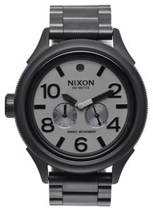 Nixon Nixon Men Black Analog Watch A474 1062