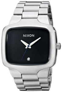 Nixon Nixon Men Silver Analog Watch A487 000