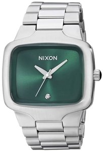 Nixon Nixon Men Silver Analog Watch A4871696