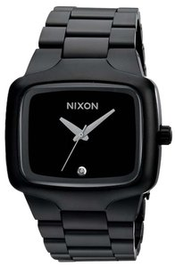 Nixon Nixon Men Black Analog Watch A487 524