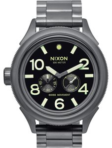 Nixon Nixon Men Black Analog Watch A474 1418