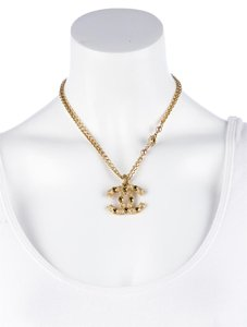 Chanel Chanel CC Chain Necklace