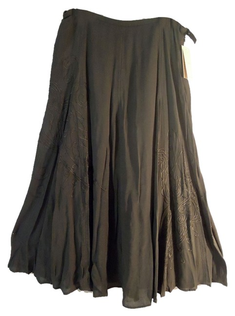 Coldwater Creek Teal # Skirt Size 10 (M, 31) Coldwater Creek Teal # Skirt Size 10 (M, 31) Image 1