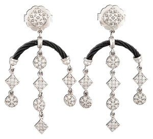 Charriol Philippe Charriol Celtic Noir Earrings