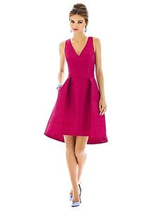 Alfred Sung Sangria Nwt Evening Gowns Formal Dresses Sz 14 #d586 Dress