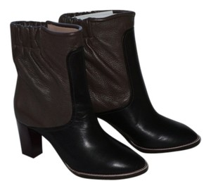 Chloé Two tone Taupe/Black Boots